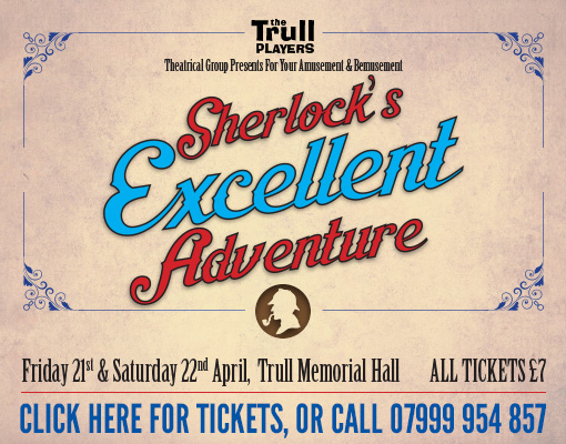 Order tickets for Sherlock's Excellent Adventure